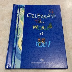 Celebrate the World of You book
